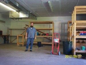Dismantling the tech center