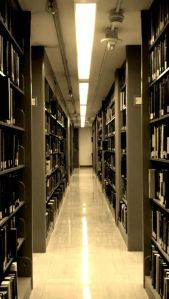 Carrier Library Stacks