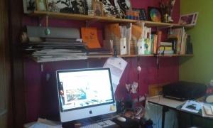 Wendy's desk