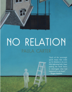 No Relation Paula Carter